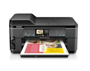 Epson WorkForce WF-7510 Printer Driver