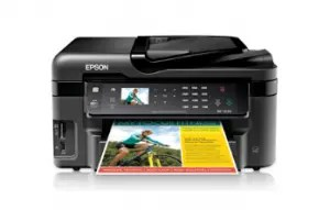 Epson WorForce WF-3520 Printer Driver|C11CC33201