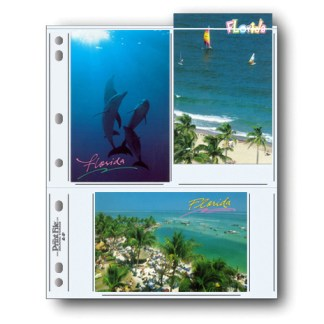 4x6 postcard page