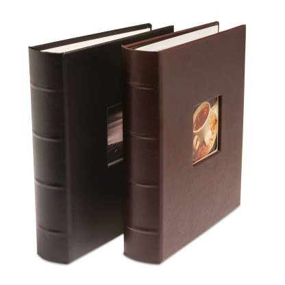 Gallery C albums-black and brown