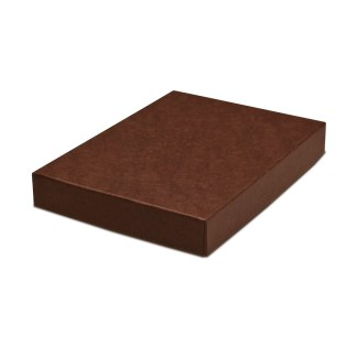 "Brown Standard Proof Box, 1"" depth"