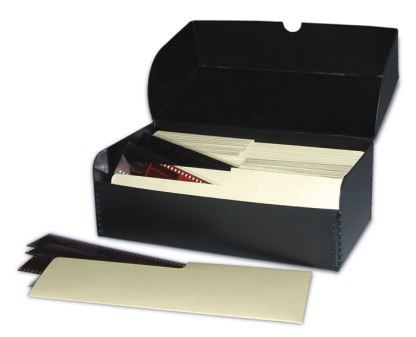 35mm Negative storage kit
