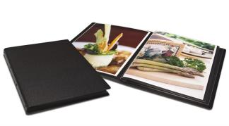 Presentation Books - Non-refillable