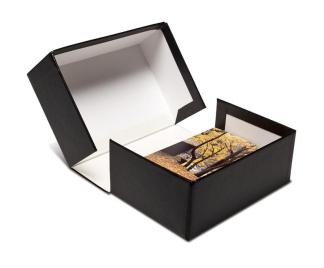Clamshell Design Archival Boxes