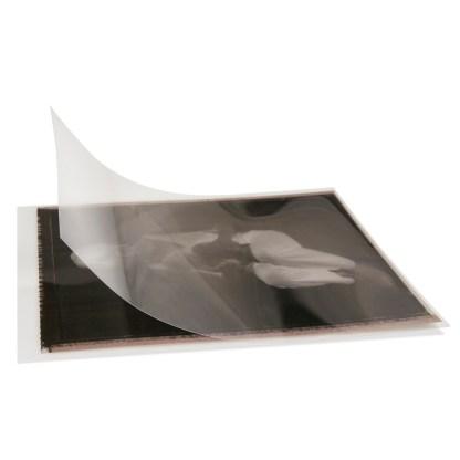 Open Polyester Interleaving Folder