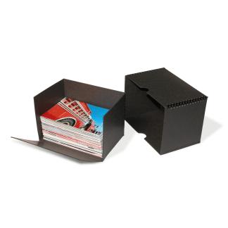 "4"" Metal Edge 4x6 Box- opened"