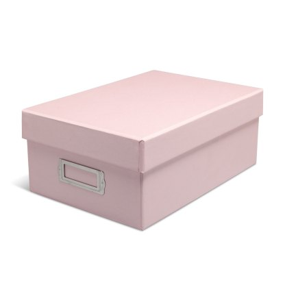 Pink photo box-closed
