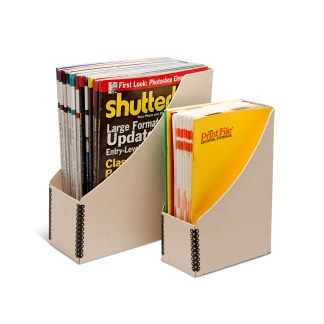 Magazine and Digest File Boxes