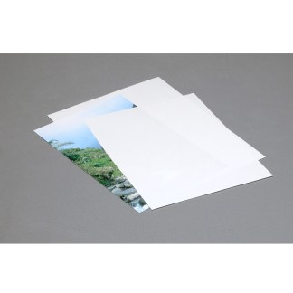 Unbuffered Archival Paper
