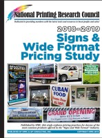 2018 Signs & Wide Format Pricing Study