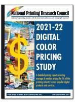 2021-2022 Digital Color Pricing Study