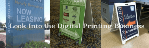 A Look Into the Digital Printing Business