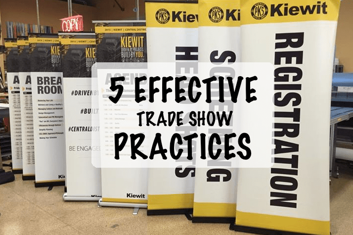 5 Effective Trade Show Practices Arizona