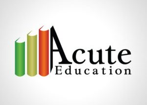 Acute education logo
