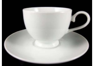 We print on cups & saucers too (both)