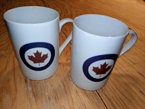 Canada's Air Force Mugs