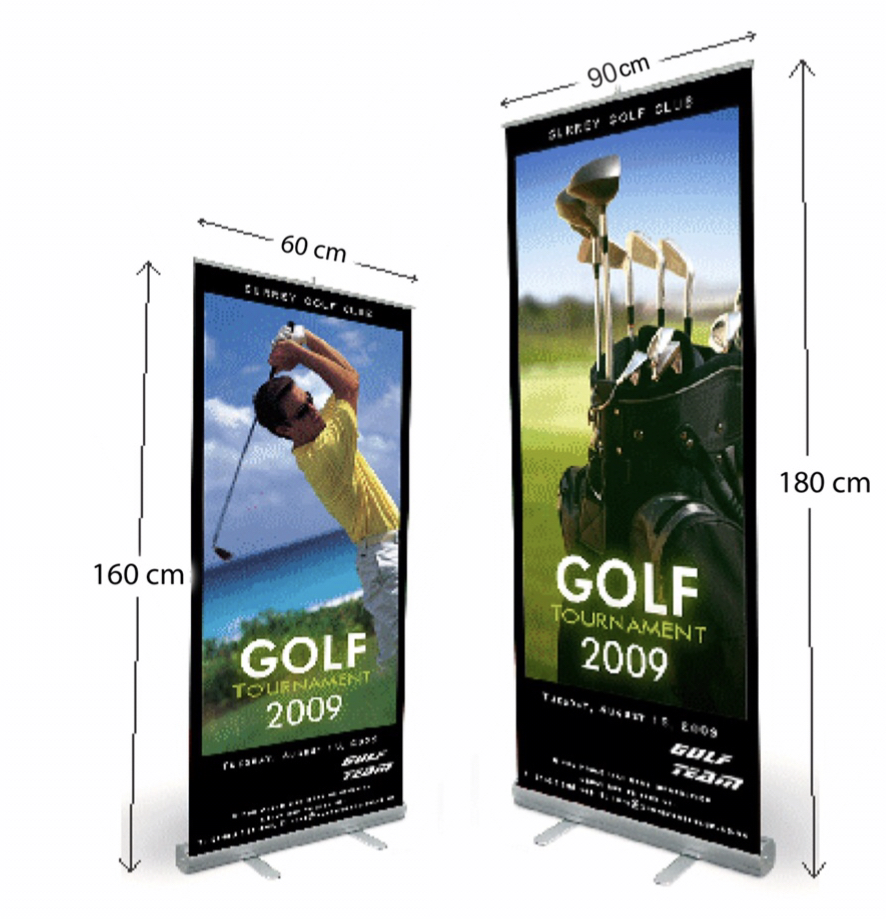 ROLLUP STANDEES