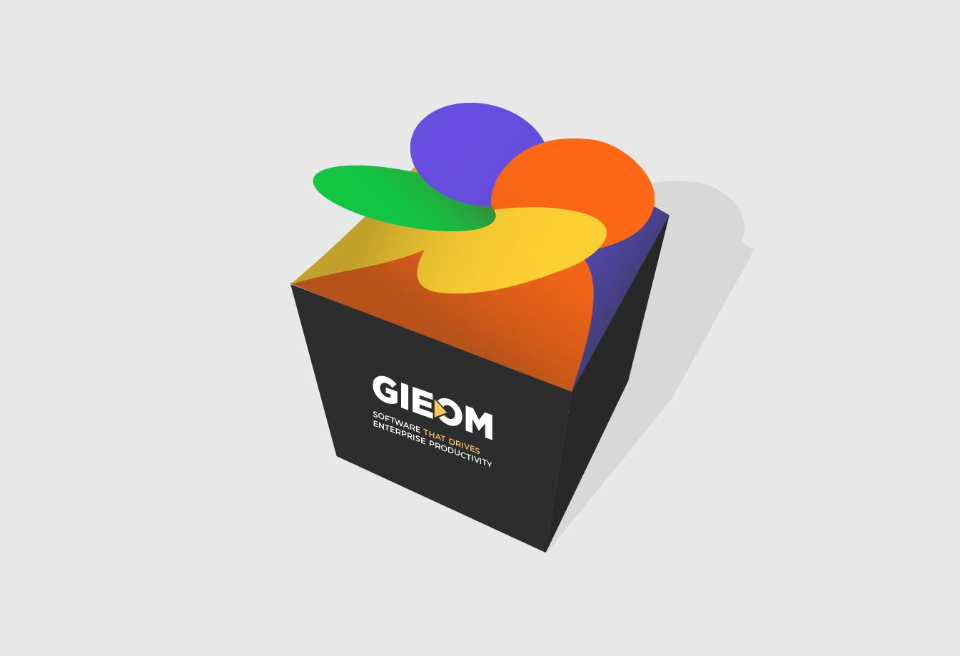 FLOWER DESIGN GIFT BOX