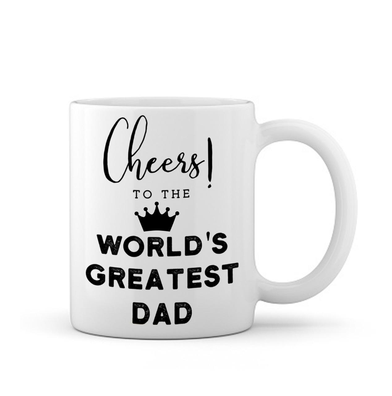 MUG ( FATHERS DAY DESIGN )
