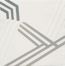 Alison Bernal, Double Tracks, Relief and embossing