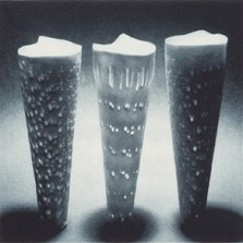 Angela Brookes, From Porcelain into Print II, Gravure