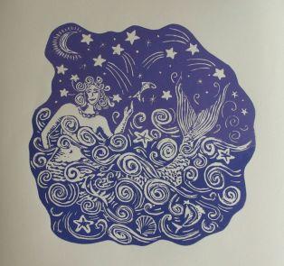 Night Swimming - Kate Willows