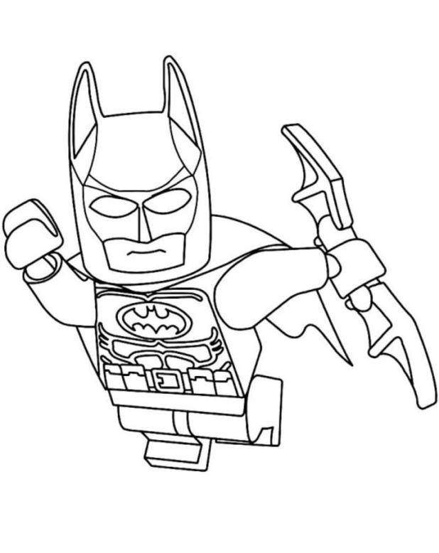 Ungewöhnlich Batman Druckbare Malvorlagen Bilder - Beispiel ...