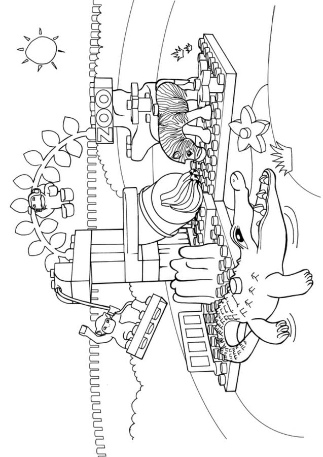 Coloring Pages Coloring Pages Lego Duplo Printable For Kids Adults Free
