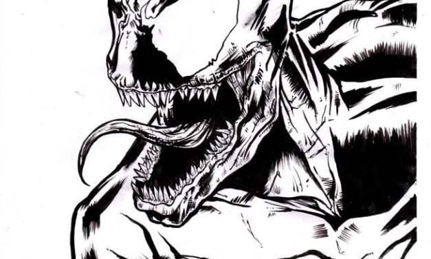 Coloring pages: Venom