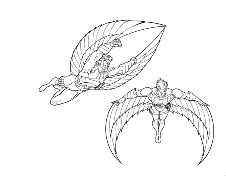 Coloring pages: Coloring pages: Vulture, printable for kids ...