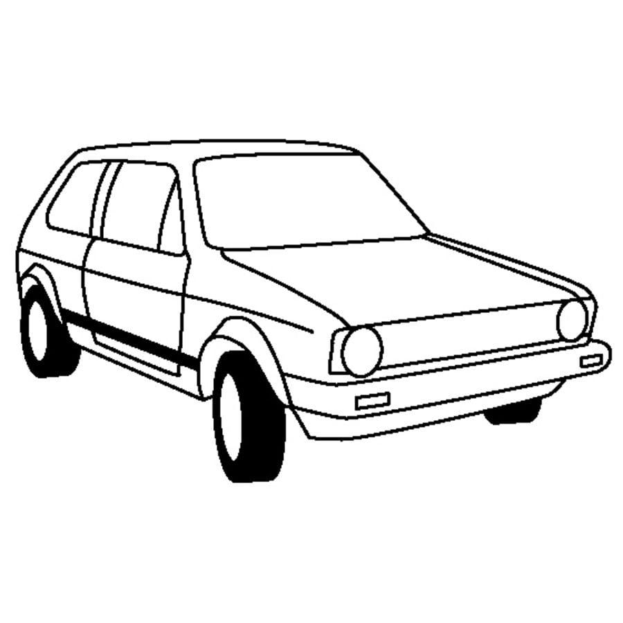 Kolorowanki Kolorowanki Volkswagen Do Druku Dla Dzieci I Doroslych