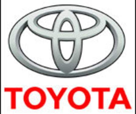 Toyota – logotype