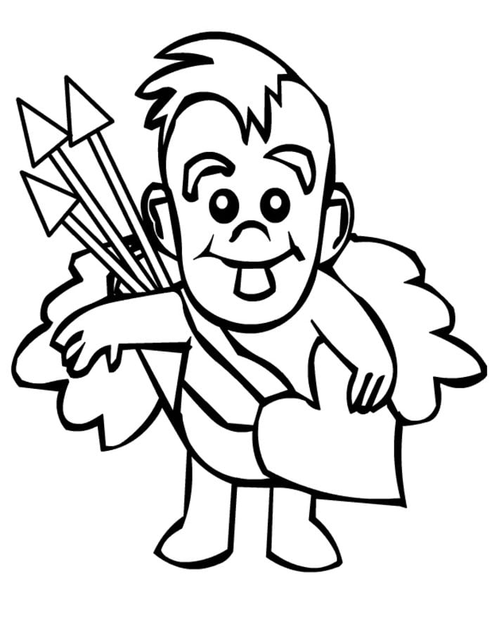 Coloring Pages Coloring Pages Cupid Printable For Kids Adults Free To Download
