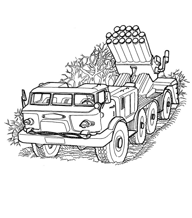 Ausmalbilder Ausmalbilder Armee Lkw Zum Ausdrucken Kostenlos Für