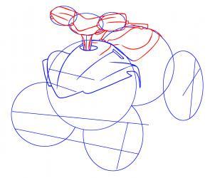 Quad Transport Zeichnen Tutorials