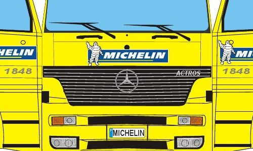 Michelin camion