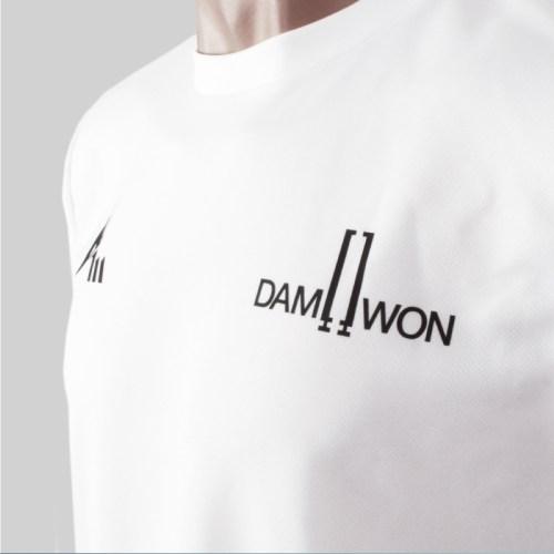 Áo team Damwon Gaming Classic màu trắng 4 - Printme