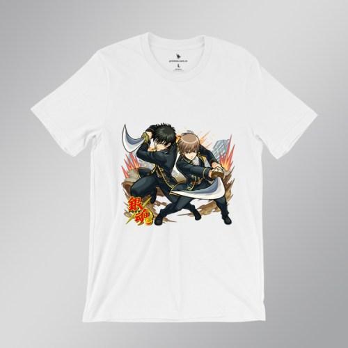 Áo Anime Shinsengumi - áo trắng