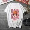 Áo Thun ACE - One Piece - màu trắng