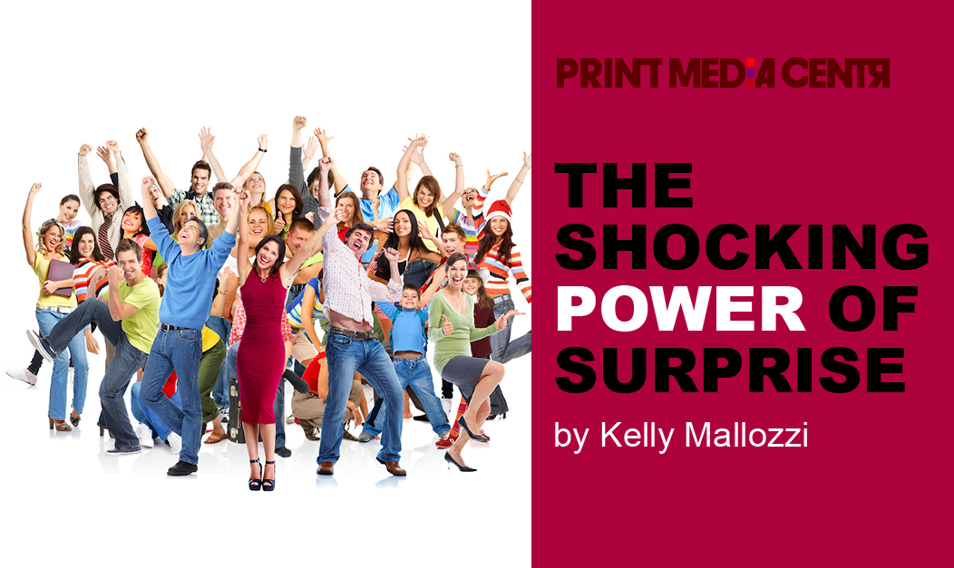 The Shocking Power of Surprise