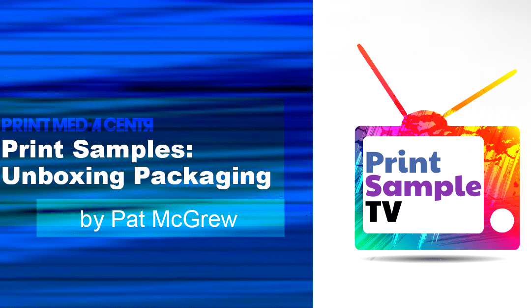 Print Samples: Unboxing Packaging for Subscriptions