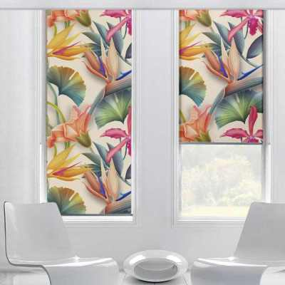 Custom Nature Windows Blinds