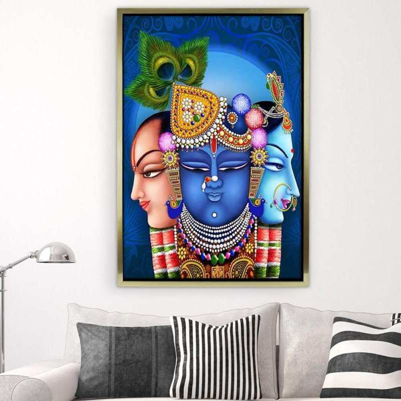 Shrinathji Wall Art Painting