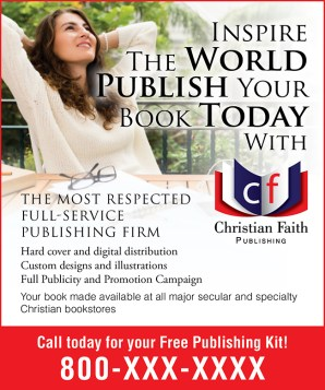 Christian Faith Publishing Helps Authors Get Books in Print