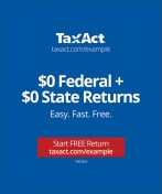 TaxAct Offers Tax Preparation Services.