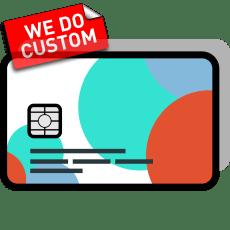 Custom E-Toll Card