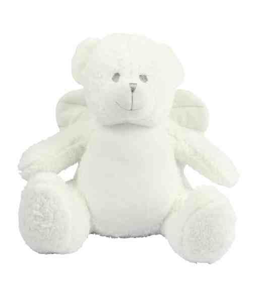 personalised angel teddy, cuddly toy