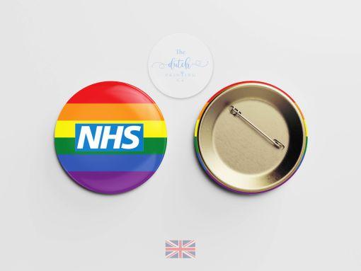 NHS Awareness Badge