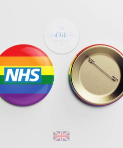 NHS Awareness Badge
