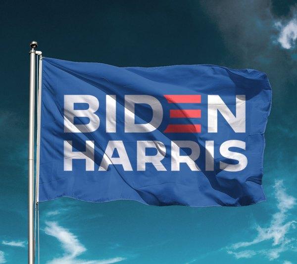 Biden Harris Flag